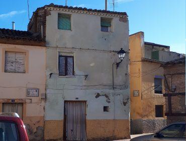 VENTA DE CASA – Casco viejo Tudela [V-2018-1]