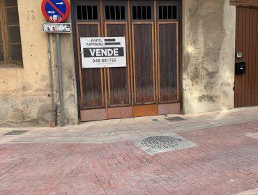 LOCAL EN EL CENTRO DE TUDELA [V-2019-8]